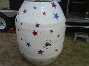 Clown/Bullfighting Barrel