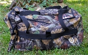 "CAMO ""Sankey Extreme Gear"" Wide Mouth Nylon Gear Bag"