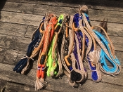SUMMER SPECIAL Colored Advanced Steer Rope