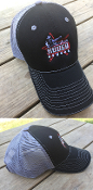 FREE SHIPPING on Mesh back Sankey Rodeo Logo Caps