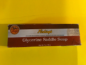 Glycerine Saddle Soap