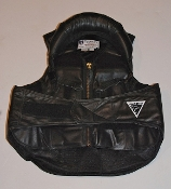 NEW Phoenix 1014 Custom Rough Rider Black leather size Small