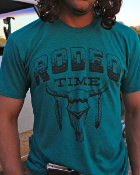 Dale Brisby Rodeo Time Tshirt